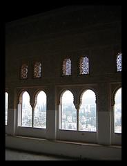 Alhambra (hixpania) Tags: espaa contraluz spain alhambra granada