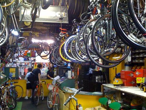 dixon bike shop
