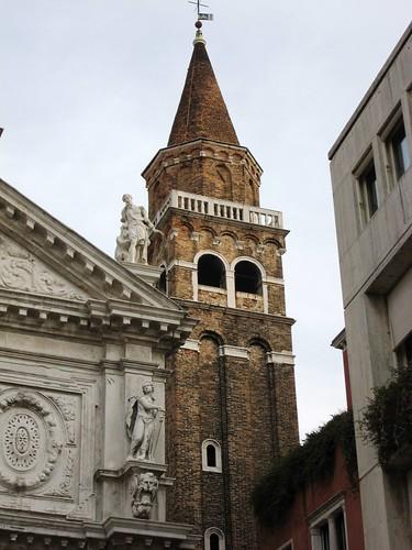 San Moise campanile