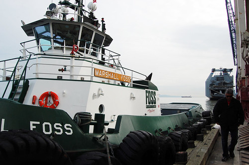 Tugboat Marshall Foss