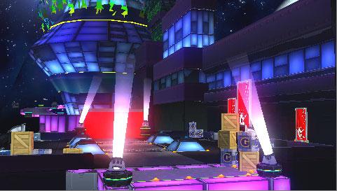 Skyscrapers level Screenshot