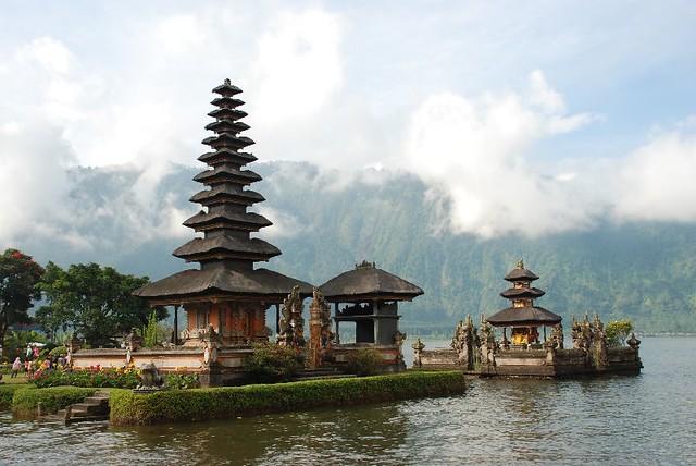 Temple de Bali Ulun Danu