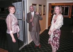 Astrid, Joe & Jenn (dclarson) Tags: wedding ny eaglesnest