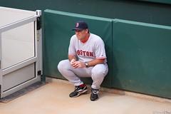 John Farrell (Harpo42) Tags: philadelphia boston baseball redsox pa philly 2008 citizensbankpark mlb june16 johnfarrell atphillies