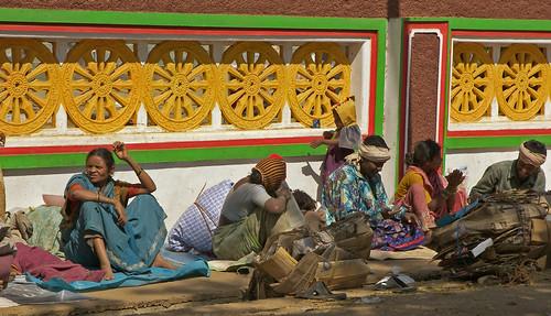Parias en la India