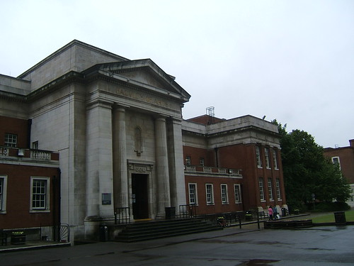 Sam Alexander building