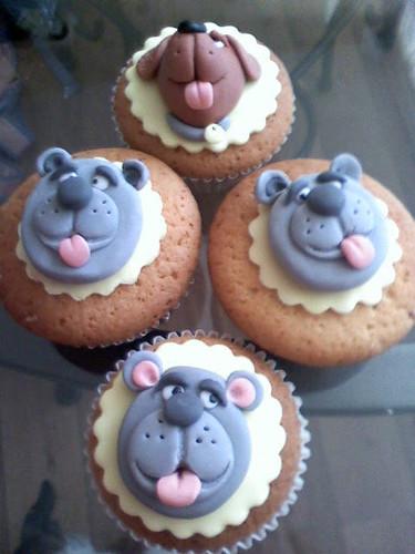 bear fairy cakes