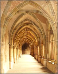 Cloister in the oldest Cathedral of Germany, Trier (Batikart ... handicapped ... sorry for no comments) Tags: city travel summer vacation church architecture canon germany point geotagged deutschland vanishingpoint holidays europa europe cityscape arch cathedral dom sommer urlaub sightseeing arc kirche f100 medieval architektur cloister vanishing 2008 altstadt oldtown convent middleages vacanze stpeter trier canonpowershot rheinlandpfalz kreuzgang sehenswrdigkeiten canonpowershota610 domkirche lteste oldestchurch 100faves 50faves fluchtpunkt 200faves viewonblack platinumphoto colorphotoaward batikart
