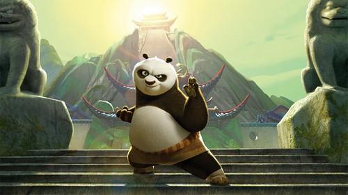 Kun Fu Panda (by zaberxxx)