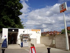 Picture of Hampstead Heath Station