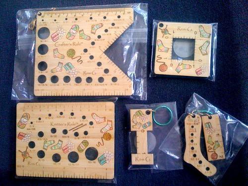 Karatstix Knitting Tools