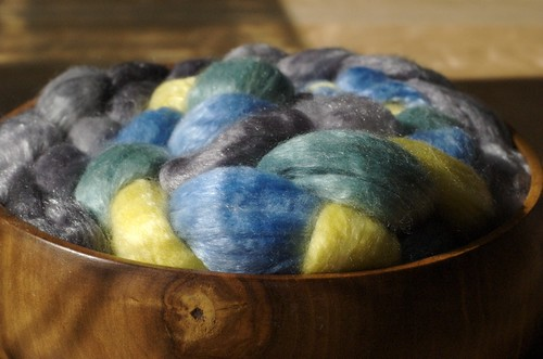 Tour de Fleece Fibre