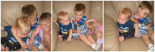 Three cousins - Take 1
