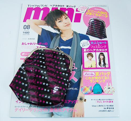 X-girl mini August
