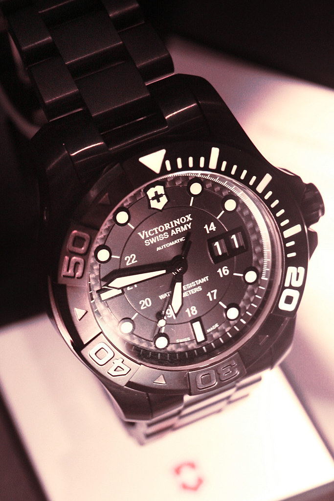 Victorinox Swiss Army - Dive Master 500 (LE)
