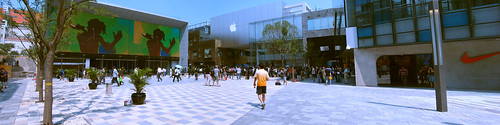 Beijing Sanlitun Apple Retail Store