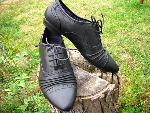 Neue Schuhe bringt der Juli