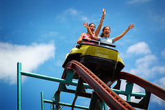 Roller Coaster Secret Why Smart People Put Their Hands Up