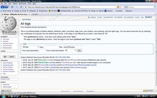 weird wikipedia