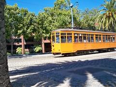 San Francisco Municipal Railway Heritage Streetcar