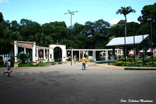 Praça da Sé por você.