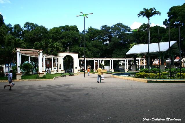 Praça da Sé - Crato - CE