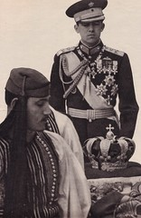 King Constantine II 1964 (royalist_today) Tags: paul king constantine greece crown constantinos 1964 pavlos hellenes basileos