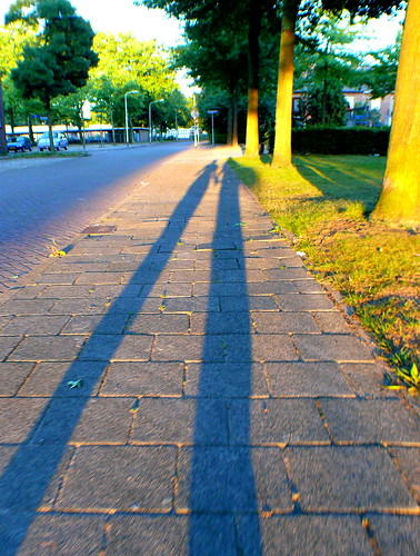 walking in the sun (with the one i love)