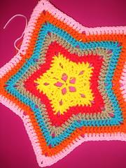 Ravelry: Baby Starghan (Star Afghan) pattern by Beth