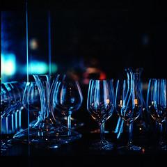 reflection (*Cyrus`*) Tags: 120 6x6 film analog mediumformat square glasses melbourne fujipro800z hasselblad503cx carlzeisscf150mmf4