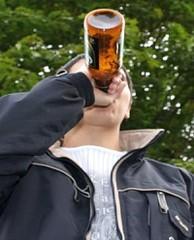 Фото 1 - Алкогольная опасность
