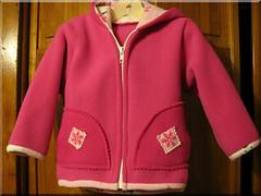 Polarfleece Hoodie Jacket