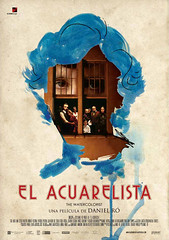 Afiche de El acuarelista