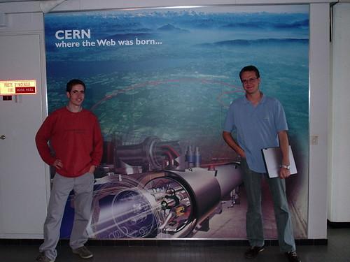 Mi experiencia en el CERN cuatro años después class=