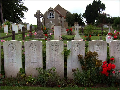click here to see images of Shotley memorials