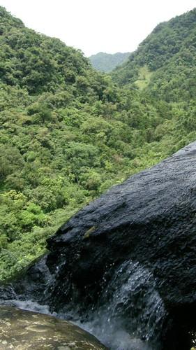 42.摩天瀑布頂端與山谷