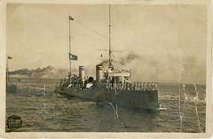 Ottoman Navy 1900's (btostos) Tags: ship navy ottoman turkish warship trk gemi osmanl donanma savagemisi