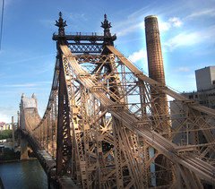 Queensboro Bridge by Darks Adria, on Flickr