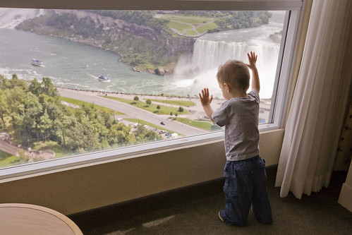 Noah at Niagara