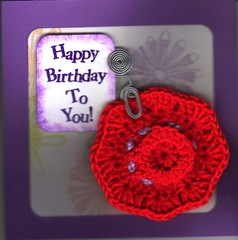 Red Hat Birthday Card