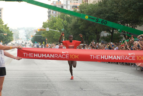 Nike Human Race Worldwide 10K by austinistdotcom.