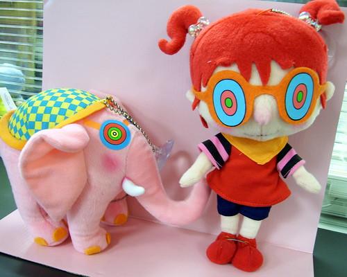 眼鏡小乖與粉紅小象