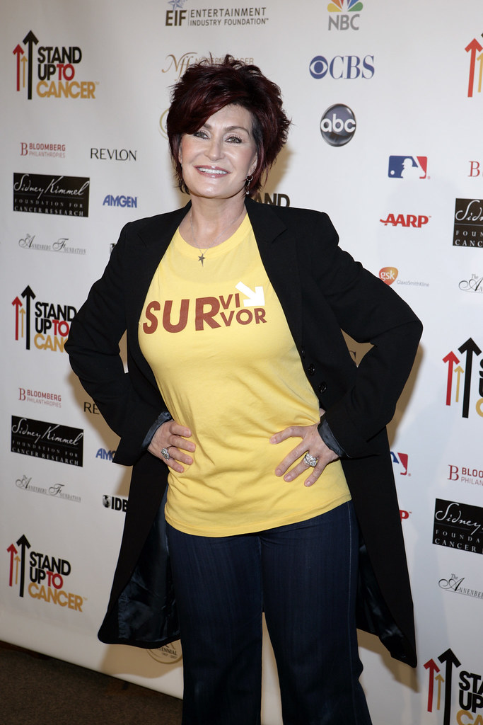 Sharon Osbourne Stands Up 2008