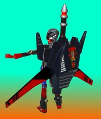 Argo-Knight: Gideon T-47 - Mego Micronauts Customized Action Figure (13 of 13) (Alexis Dyer) Tags: world art japan toy actionfigure japanese star robot photo starwars war gun ship action space borg alien jet battle system collection galaxy fantasy transformers weapon micro figure scifi laser customized knight warrior rocket sciencefiction cyborg custom tron outerspace universe ultra takara android futuristic tomy mecha droid bot macross palisades argo defender mego galactic argonaut micronauts kaiyodo robotech robotic micronaut microman microverse revoltech micropolis  interchangeables themicronauts  assembleborg henshincybrog