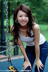 Cammy 02 (kwongco) Tags: portrait model taman cammy perdana tasik kwongco