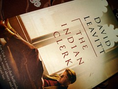 6 Sep 08 The Indian Clerk by David Leavitt (black_coffee_blue_jeans) Tags: fiction david reading book reader review books bookshelf hobby read shelf jacket cover novel covers bookcover hobbies bookshelves shelves jackets bookcovers reviews bookjacket novels bookreview leavitt bookreviews bookjackets davidleavitt indianclerk theindianclerk