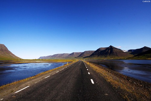 Road 60 (Iceland, western fjords)