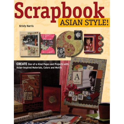asian scrapbooking