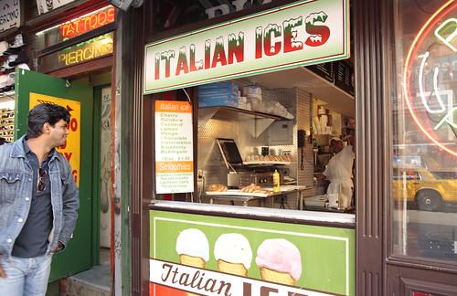 Italian ices