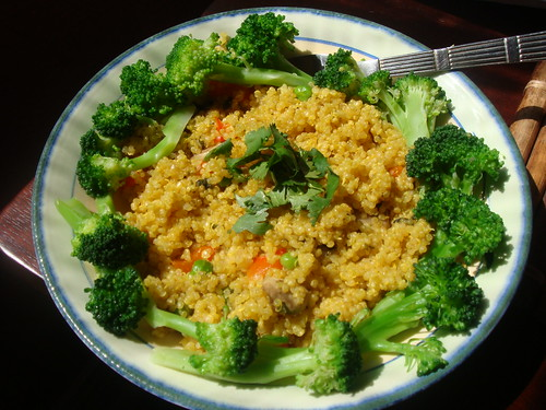 mcdougally quinoa lunch by you.